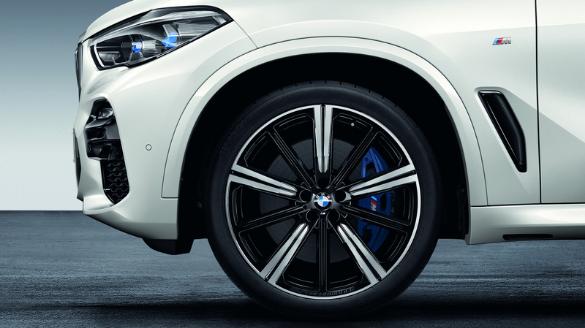 BMW lisavarustuse konfiguraator